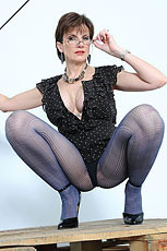 Pantyhose mature from Lady Sonia