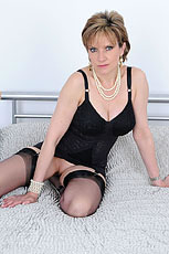 Corselette mature from Lady Sonia