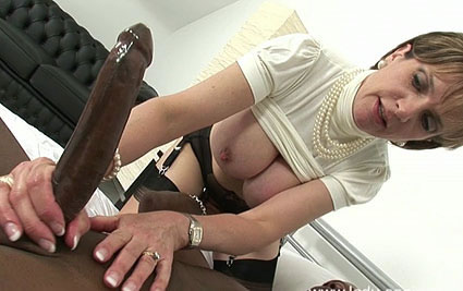 Interracial milf from Lady Sonia