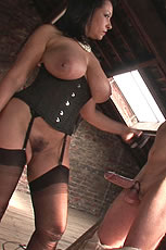 Ebony milf mistress from Lady Sonia