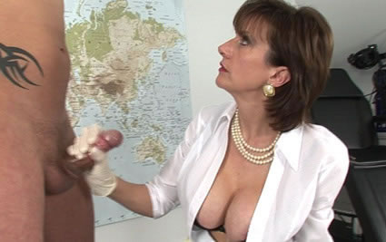 Cock milking domina from Lady Sonia