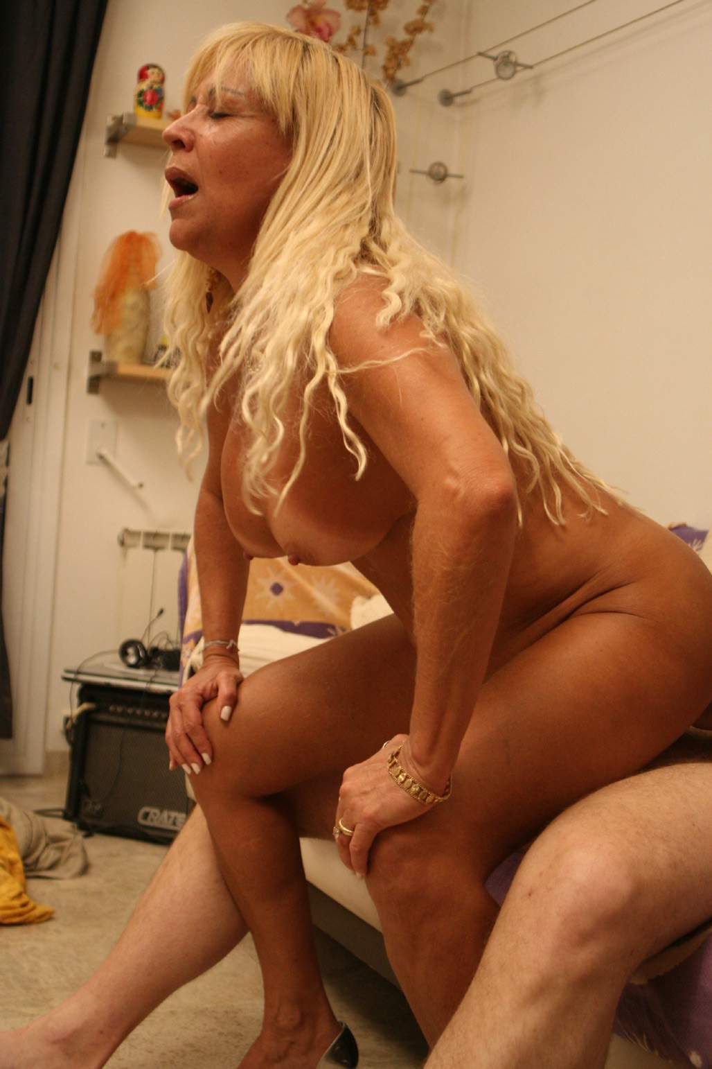 Have thought Amateur blonde whore porn