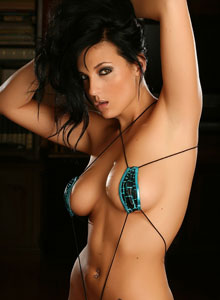 Alluring Vixen Kaya Danielle shows off her perfect body  from Alluring Vixens