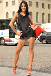Eroberlin-Maria-russian-public-sightseeing-downtown-Berlin from Ero Berlin