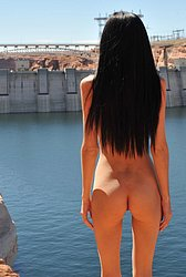Eroberlin-Zoe-Rush-sexy-Glan-Dam-Arizona-USA from Ero Berlin