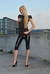 Eroberlin-Diana-Fox-horny-morning-outdoor-leggings from Ero Berlin