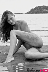 Fedorov-hd-Ashanti-north-sea-russian-beauty-outdoor-nudes from Fedorovhd