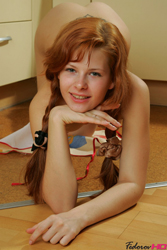 Fedorov-hd-Stecha-hostess-hot-redhead-small-titties-skinny-nude from Fedorovhd