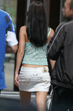 Young sexy non nude girls shot with candid camera! from Candid Street