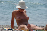 Sexy nudists sunbathing from Nude Beach for You
