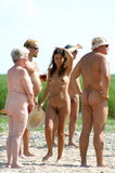 Naked beautiful nudes, enjoying being naked! from Nudist Camp