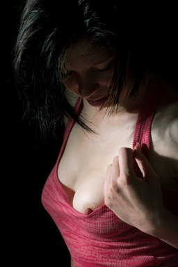 In a dark room, Madry discovers and explores her own orgasm from The Life Erotic